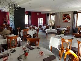 Le Schlossberg - Sala ristorante