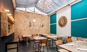 Restaurante Mets Mots - Interior