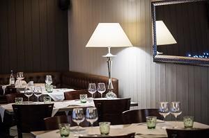 Le Pitey - Sala de restaurante