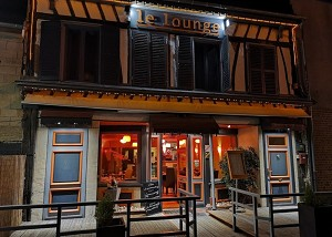 The Lounge - Exterior