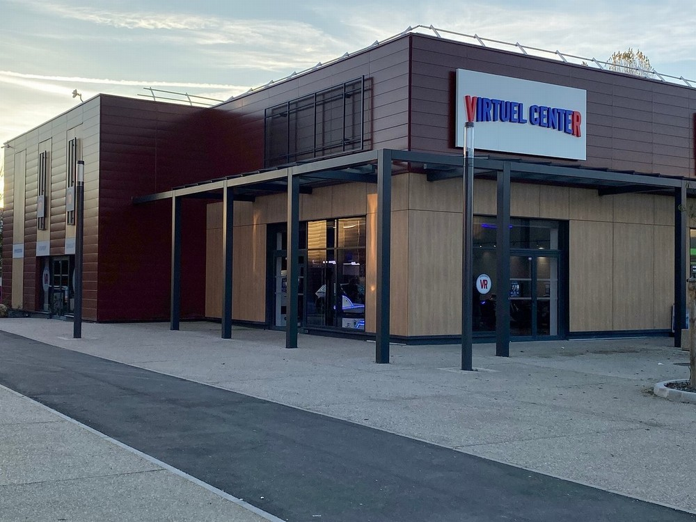 Virtual center chambly - extérieur