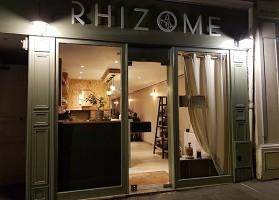 Restaurante Rhizome - Frente