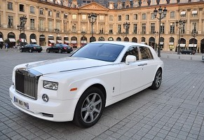 Carrosse d'Or - Prestige vehicle rental