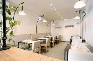 L'Asperule Auxerre - Restaurant room