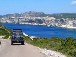 Corsica Raid 4X4 - Bonifacio