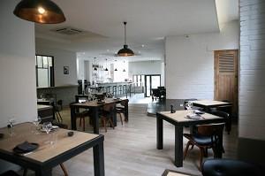 Restaurante Salicorne - Salón restaurante