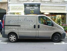 Marcelle Fleurs - proveedor de servicios en GRANVILLE
