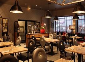 L'Ilot Vert - Sala de restaurante
