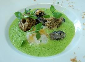 Un Parfum de Gourmandise - Restaurante con estrella Michelin