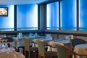 Le Grand Bleu Beaune - Sala de restaurante