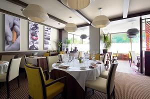 La Bourgogne - Sala de restaurante
