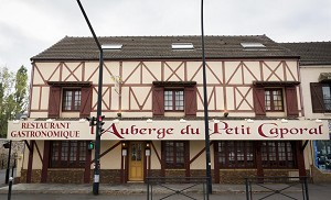 Auberge du Petit Caporal - Restaurante gourmet
