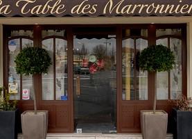 La Table des Marronniers - Exterior