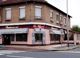 Au Ménil - Restaurant