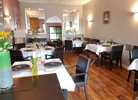 Au Vin sur Vin - Restaurant room