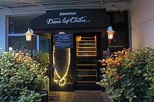 Restaurant Dans les Etoiles - Restaurant in Cergy
