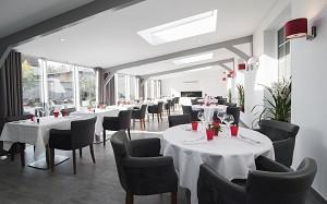 L'Epicurien - Restaurant room