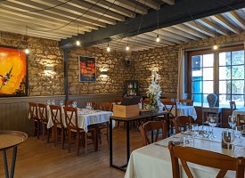 Voyage des Sens - Sala ristorante
