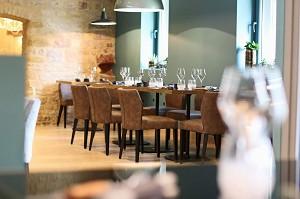 Restaurant Greuze - Sala de restaurante