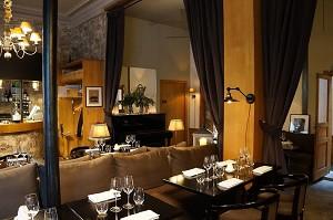 Restaurante Philippe Redon - Sala de restaurante
