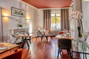 La Table de Sorgues - Restaurant room