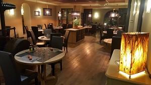 La Marmite du Pêcheur - Sala de restaurante