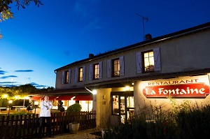 La Fontaine - Gourmet restaurant