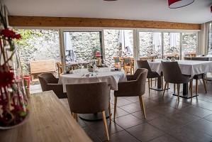 Le Cerisier - Sala de restaurante