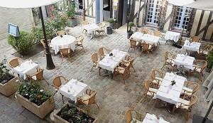 Le Valentino - Terrace
