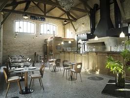 Le Garde Champêtre - Restaurant room