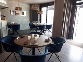 Le Pousse-Pied - Sala ristorante