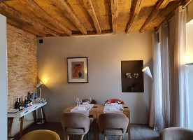 La Robe - Sala ristorante