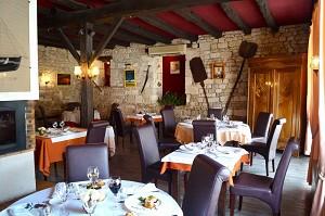La Rose Trémière - Sala ristorante