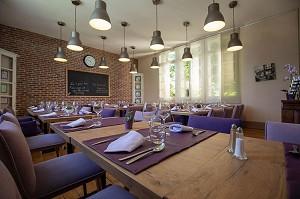 La Récréation - Sala de restaurante