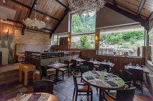 L'Abri du Benques - Restaurant room