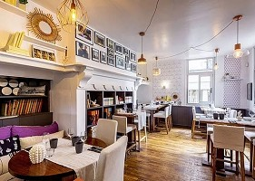 La Table des Matières - Restaurant room