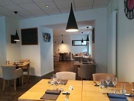 Folie des Sens - Restaurant room