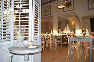 Aux Deux Oliviers - Restaurant room