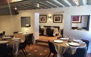 La Fleur de Sel Honfleur - Restaurant room