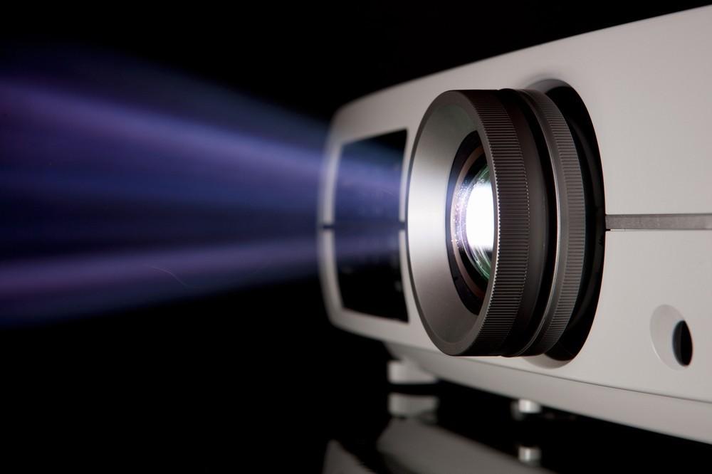 Audio video - proiezione video