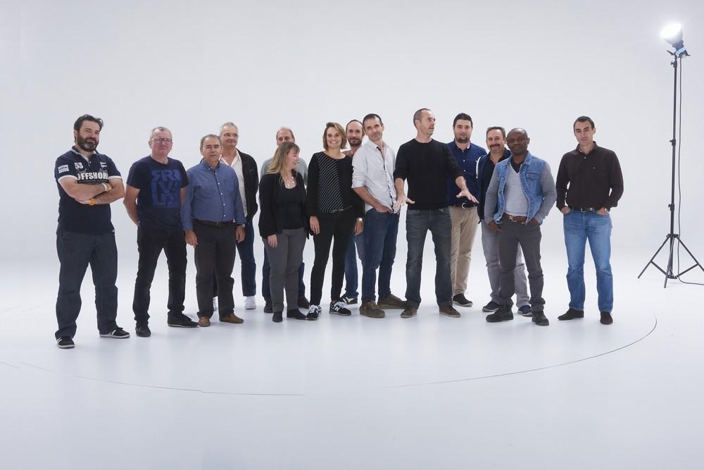 Scenetec - the team