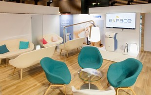 Expace - Expert event booth