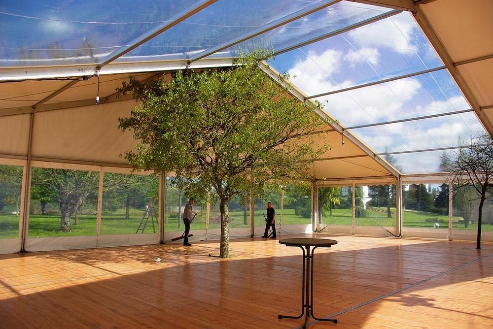 Alcarat - Bühnenmontage für Ihre Events