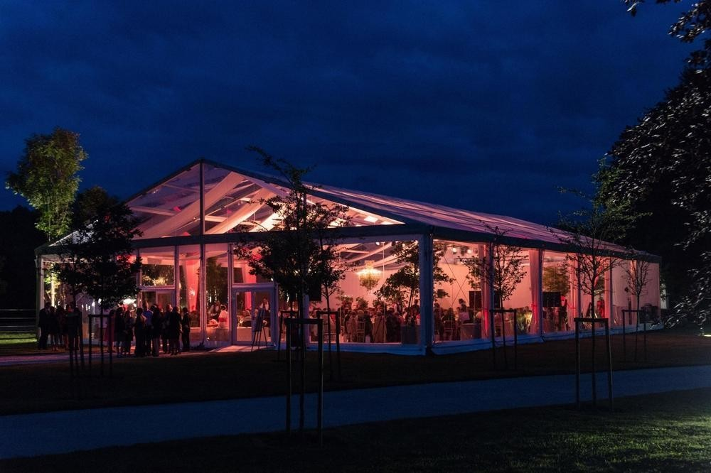 Durand rental - tent and marquee for event evenings