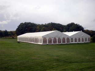 Garden party - tent and marquees rental