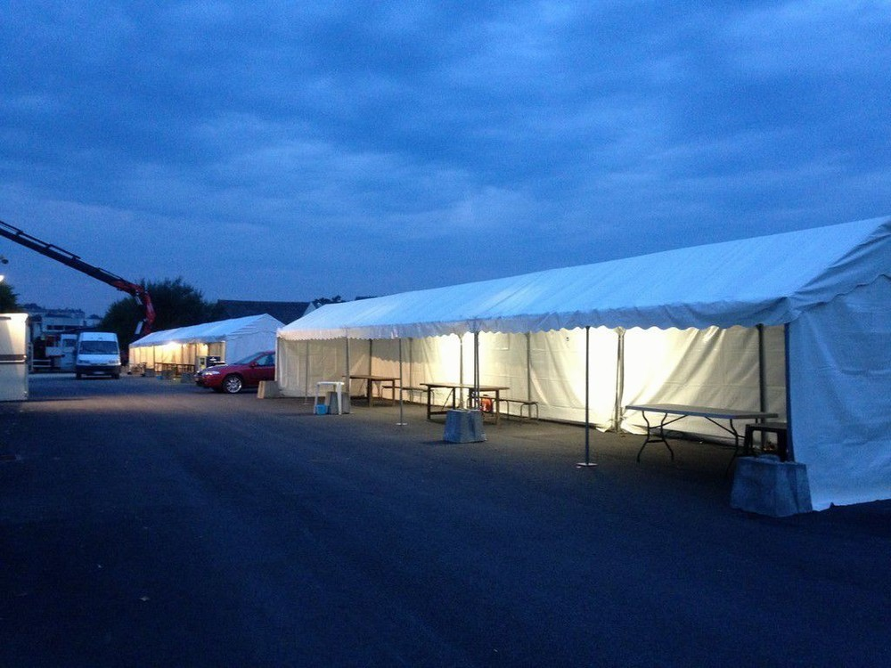 Noleggio Jnl - tenda per eventi
