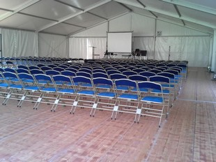 JNL Location - Seminar tent