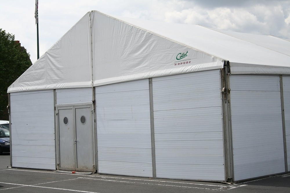 Collet marquees - tent rental