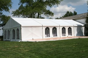 Tent necklace - Tent and marquees