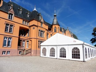 The Rhine Capitals - Professional tents